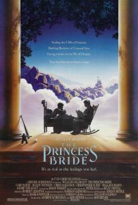 The Princess Bride Movie Cover